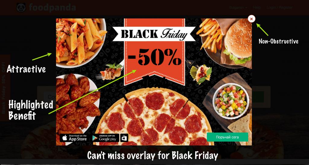 Black Friday sales tip