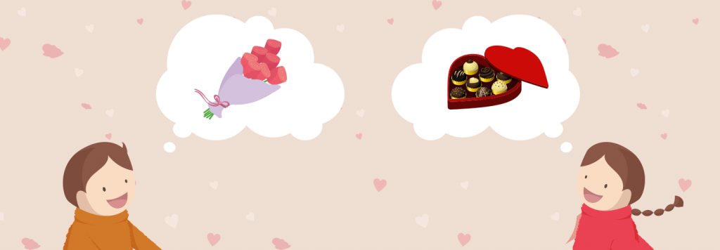 Chocolates and flowers- Valentine day gifting trends