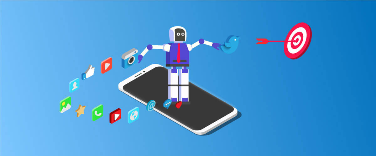 Automate social media marketing with marketing automation
