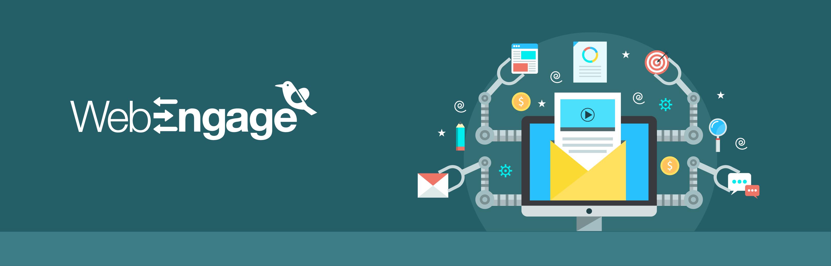 Webengage Marketing Automation