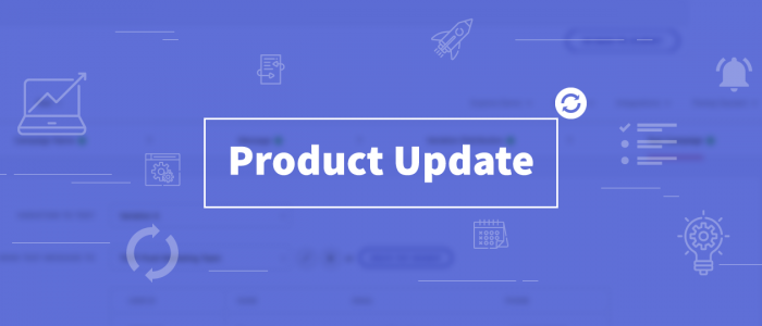 Monthly Product Updates: October 2018