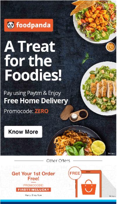 food panda email