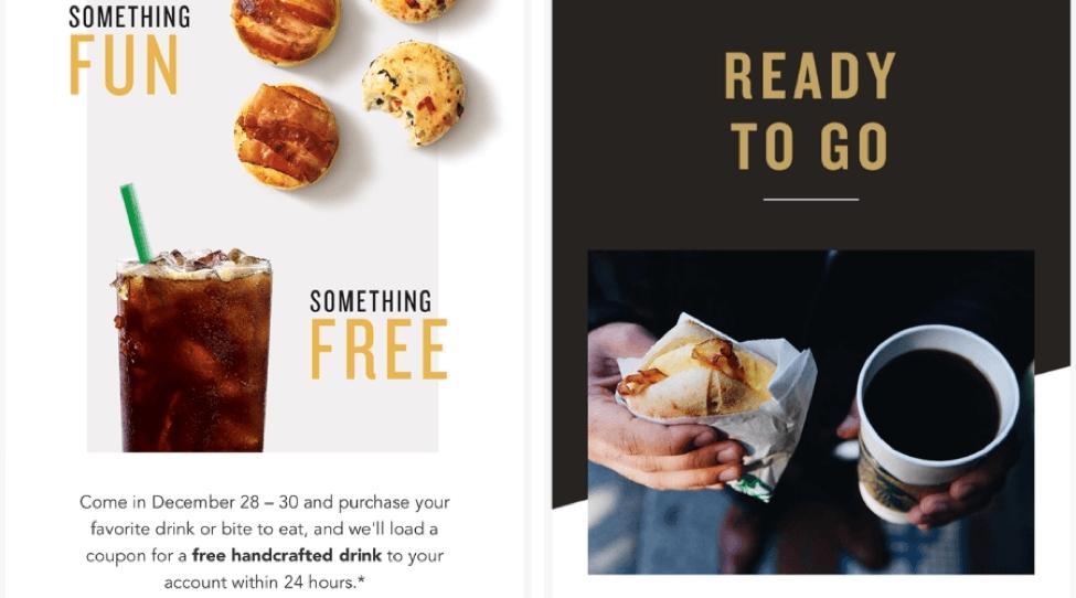 Starbucks Rewards Member emails