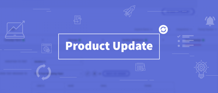 Monthly Product Updates: November 2019