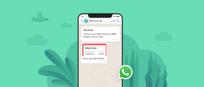WebEngage Introduces WhatsApp As An Engagement Channel