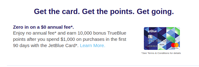 TrueBlue promotion example