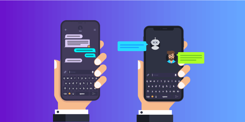 Chatbots with AI