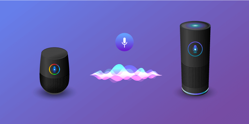 voice-assistant with smart AI for understanding user intention