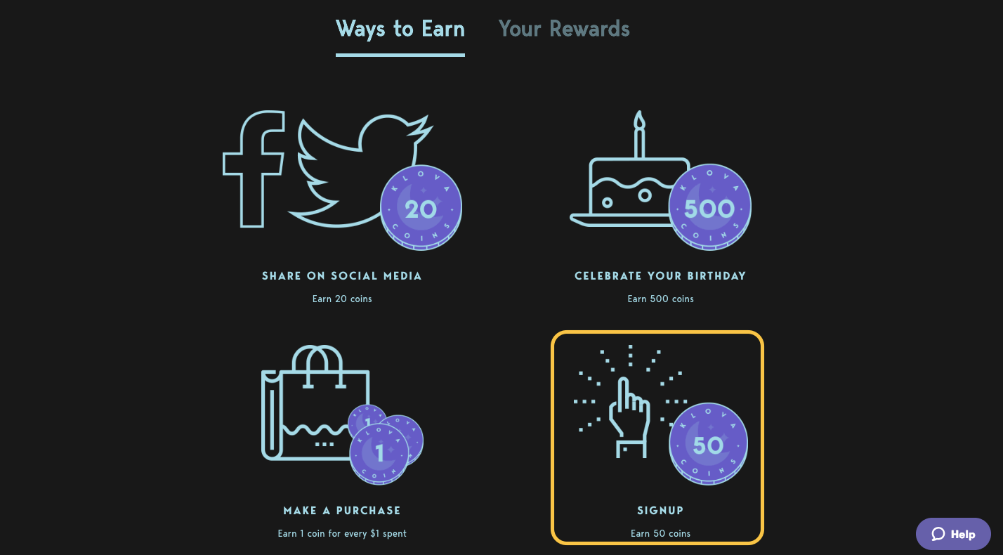 Increasing customer loyalty through social media channels