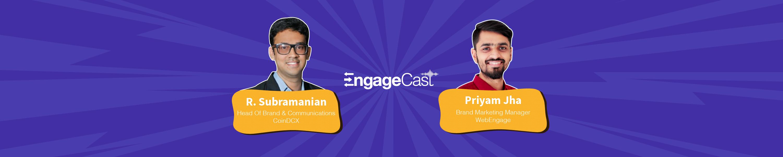 Episode 5: Rewriting the Marketing Playbook for 2020 & Beyond | Ramalingam Subramanian