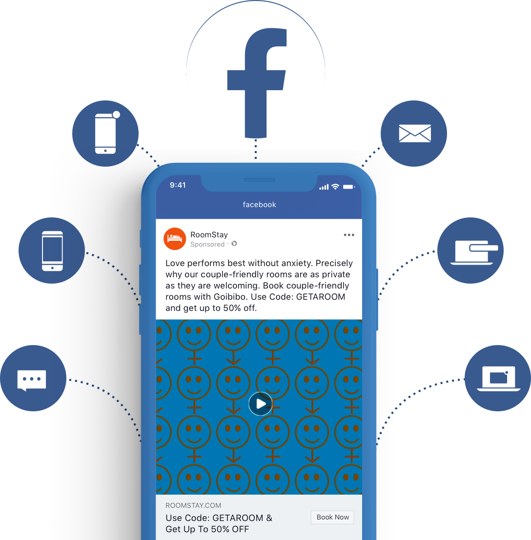 Multi-channel Experience - Facebook as a channel