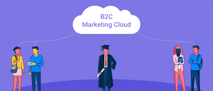Why Educational Technology Cannot (And Must Not!) Do Without a B2C Marketing Cloud [Part 1/3]